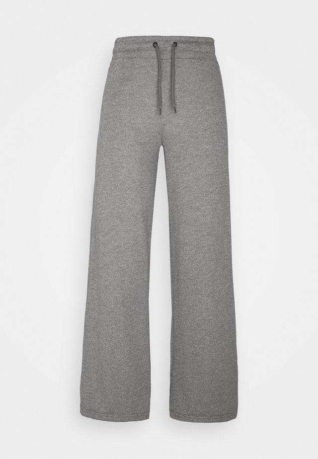 ONPARETHA JAZZ  - Pantalon de survêtement - medium grey melange/dark grey
