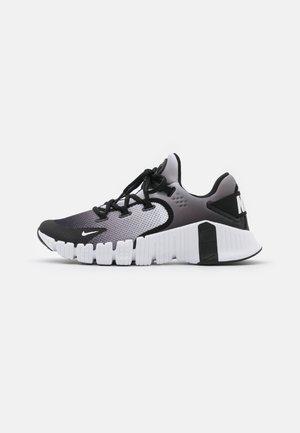 FREE METCON 4 - Zapatillas de entrenamiento - white/black
