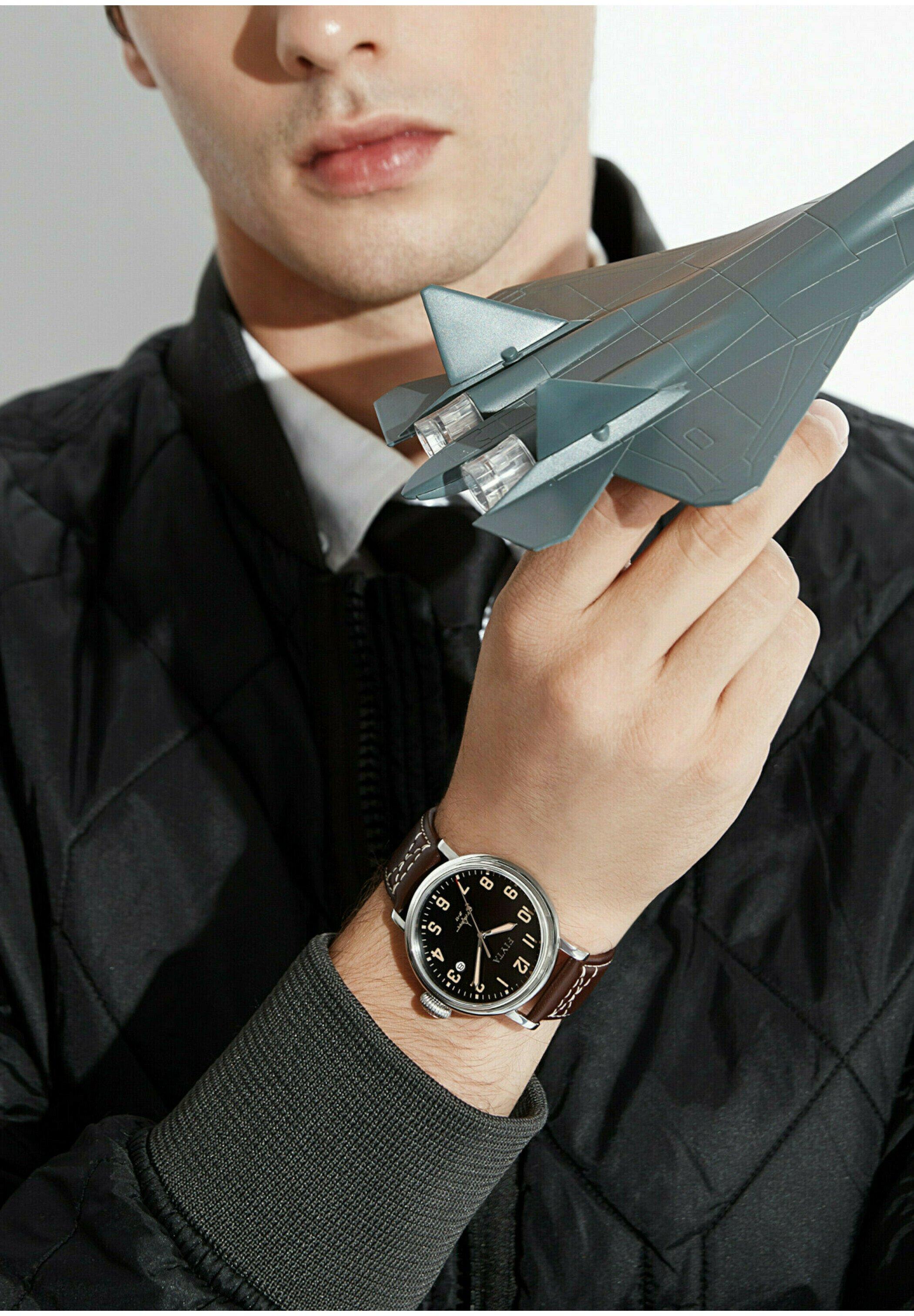 Herren MACH JF-17 PILOT AUTOMATIKUHR - Uhr