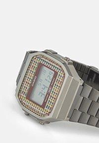 Casio - PUNTO UNISEX - Digital watch - gunmetal - 3