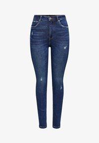 ONLY - ONLMILA - Jeans Skinny Fit - dark blue denim - 5