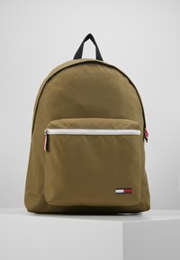 Tommy Jeans - COOL CITY BACKPACK - Rucksack - green - 0