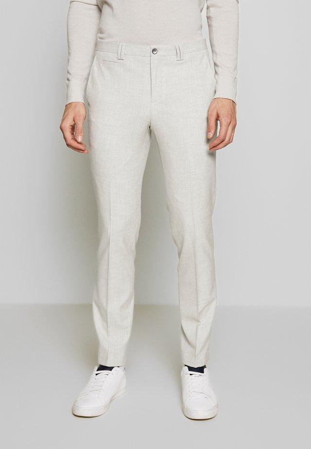 OSTFOLD TROUSER - Pantalones - light grey