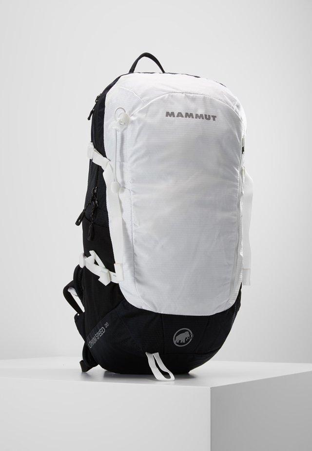 LITHIUM SPEED - Rucksack - white/black
