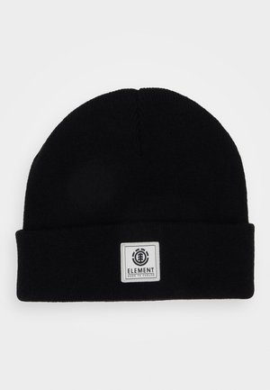 DUSK BEANIE BOY - Muts - flint black