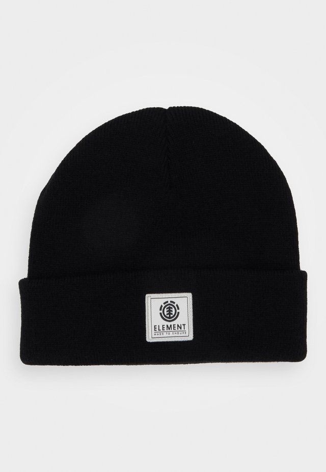 DUSK BEANIE BOY - Huer - flint black