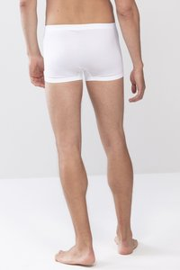 Mey - SHORTY SERIE CASUAL COTTON - Pants - white - 1