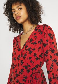 b.young - BYJOSA NECK - Blouse - arabian spice - 5