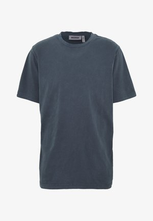 FRANK - Basic T-shirt - dark blue