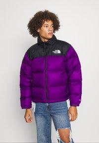 The North Face - RETRO NUPTSE JACKET UNISEX - Down jacket - gravity purple - 0