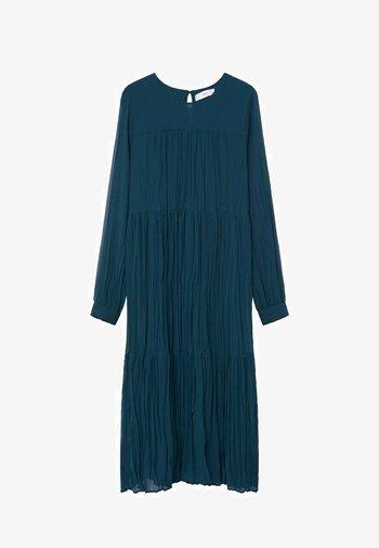 PLISADO - Day dress - azul