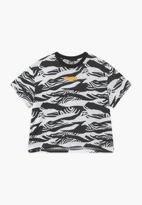 Puma - PUMA X ZALANDO GIRLS TEE - T-shirt print - black - 0