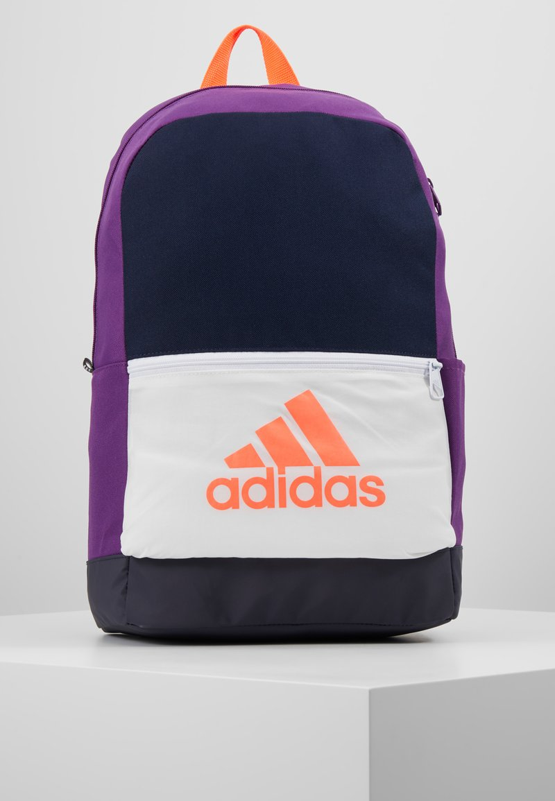 adidas Performance - CLAS - Sac à dos - legend ink/glory purple/signal coral