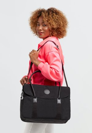 SUPERWORKER - Handbag - black noir