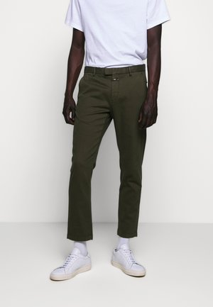 DEVON - Chinos - chard green