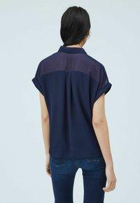 Pepe Jeans - MINA - Button-down blouse - thames - 2
