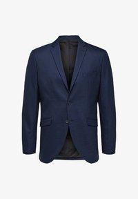 Selected Homme - BLAZER SLIM FIT - Blazere - dark blue - 4