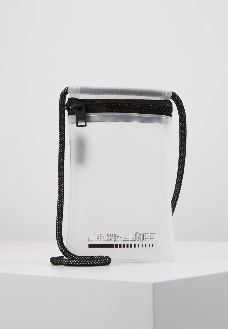 Jack & Jones - JACCLEAR PHONECASE - Phone case - white