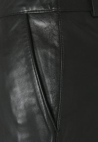 Part Two - GERTA - Leather trousers - black - 6