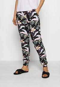 Roxy - EASYPEASY - Pantaloni del pigiama - anthracite praslin - 0