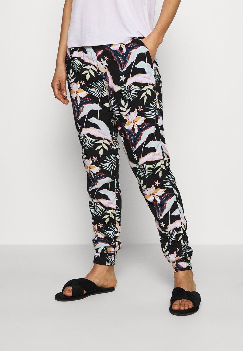 Roxy - EASYPEASY - Pantaloni del pigiama - anthracite praslin