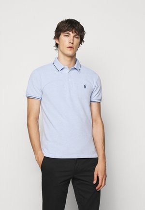 SHORT SLEEVE - Polo - jamaica heather