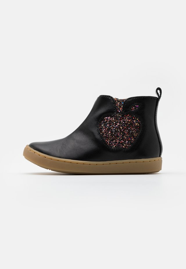 PLAY APPLE - Classic ankle boots - black/multicolor
