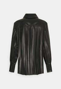 Gina Tricot - UMA  - Button-down blouse - black - 1