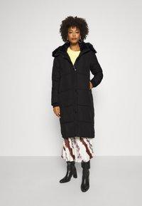 Desigual - PADDED SVETA - Winter coat - black - 1