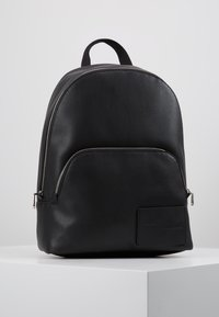 Calvin Klein Jeans - MICRO PEBBLE CAMPUS  - Rucksack - black - 0