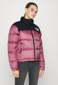 The North Face - W 1996 RETRO NUPTSE JACKET - Dunjakke - mesa rose - 0