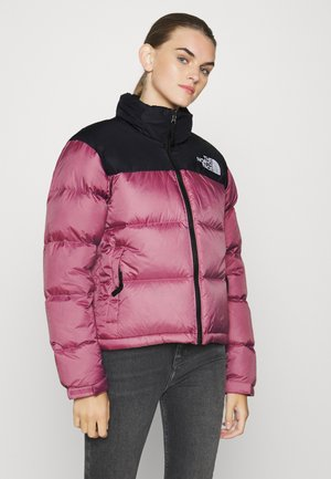 W 1996 RETRO NUPTSE JACKET - Down jacket - mesa rose