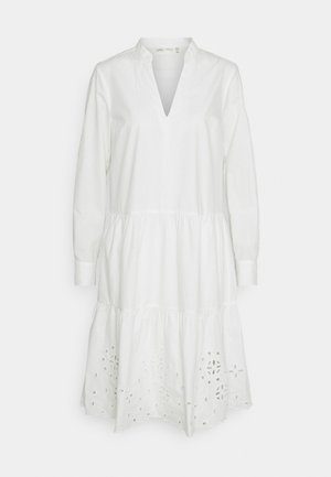 VALLERIA DRESS - Day dress - pure white