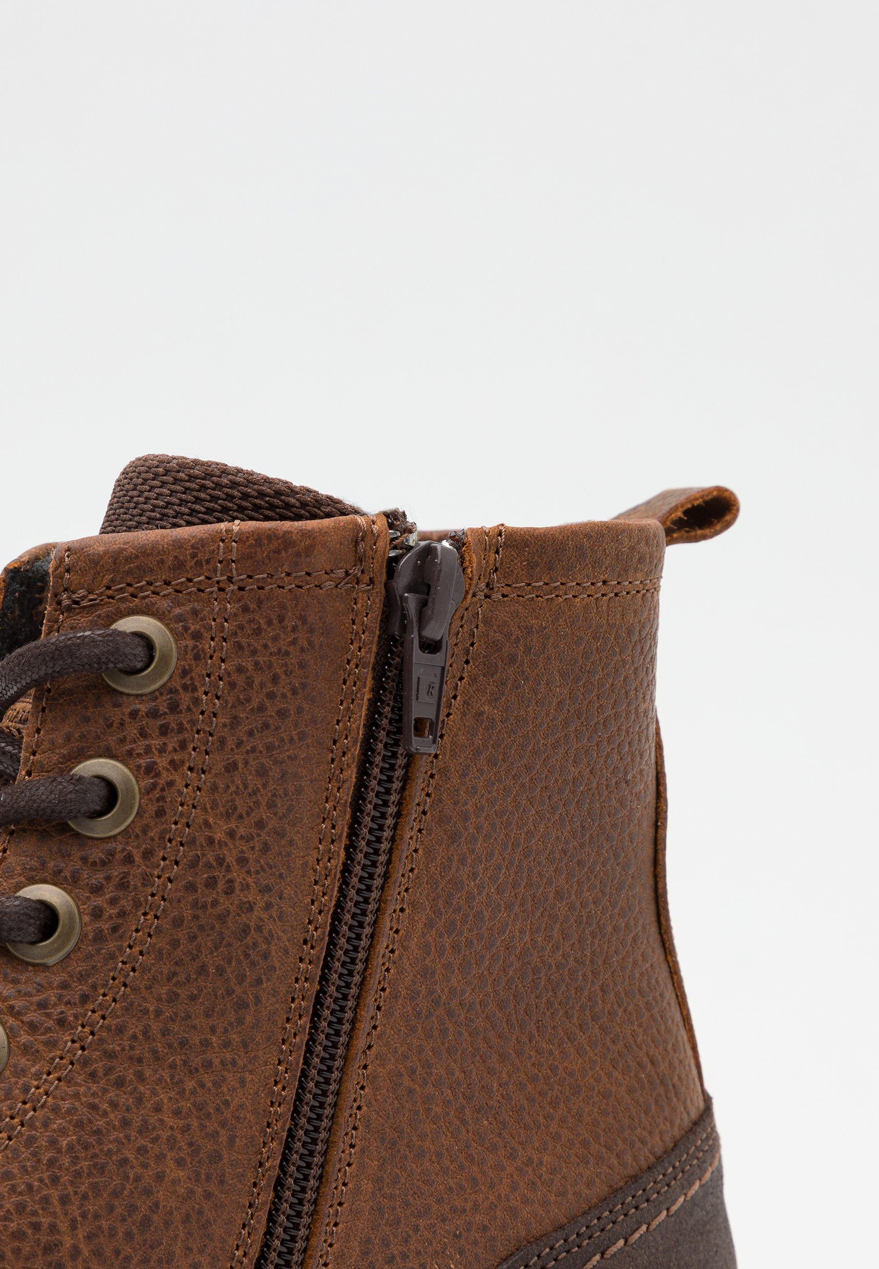 Bullboxer Schnürstiefelette - Brown/braun
