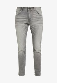 TOM TAILOR - JOSH - Straight leg jeans - used light stone grey denim - 3