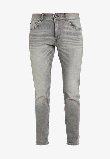 JOSH - Straight leg -farkut - used light stone grey denim
