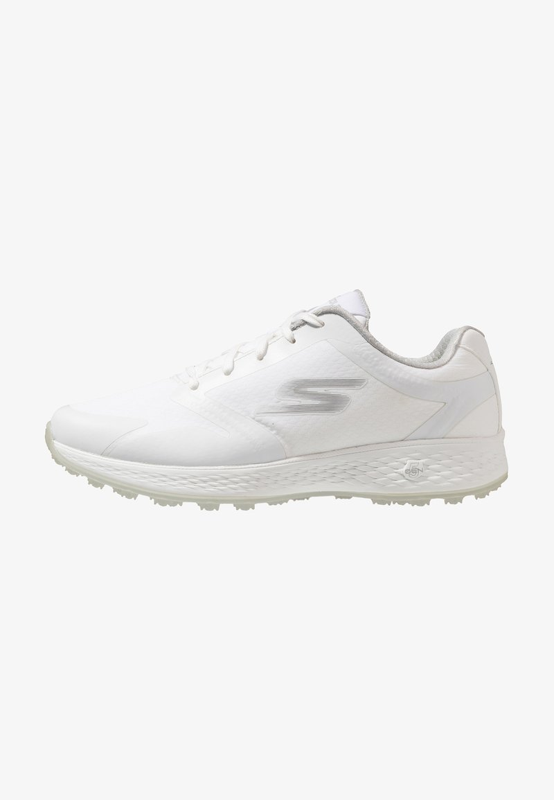 Skechers Performance - GO GOLF EAGLE RELAXED FIT - Zapatos de golf - white