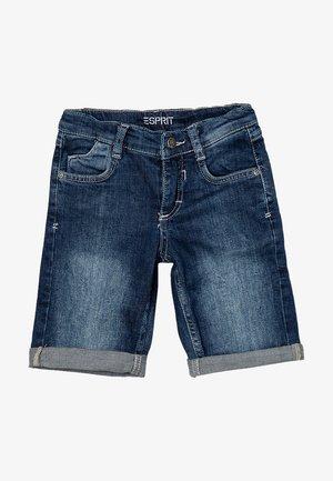 Jeansshort - blue medium wash/blue