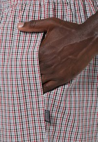 Jockey - Pantaloni del pigiama - red/white - 2