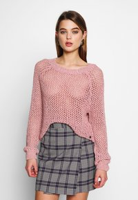 Pepe Jeans - ELLE - Sweter - pale - 0