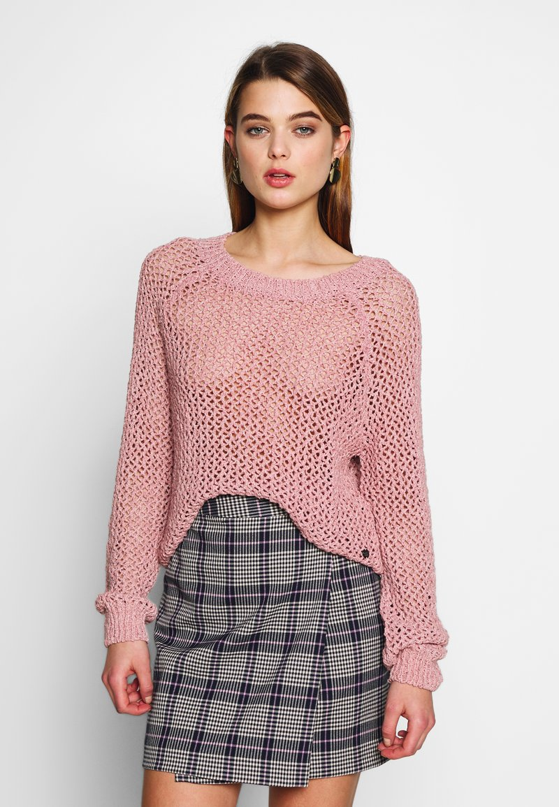 Pepe Jeans - ELLE - Sweter - pale