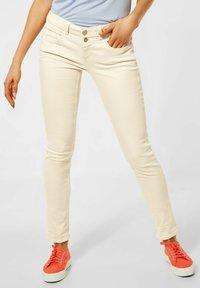 Street One - Trousers - beige - 0