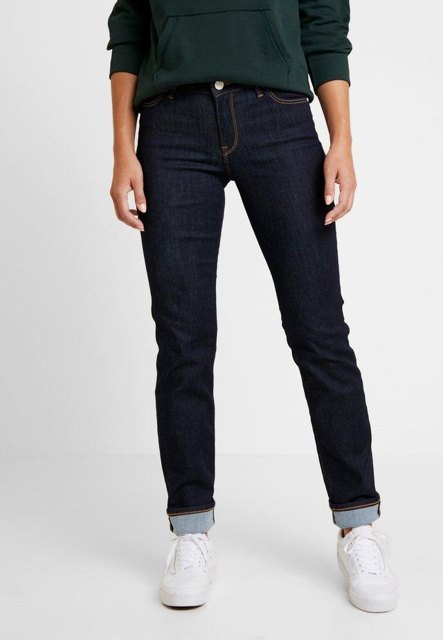 MARION - Straight leg jeans - rinse