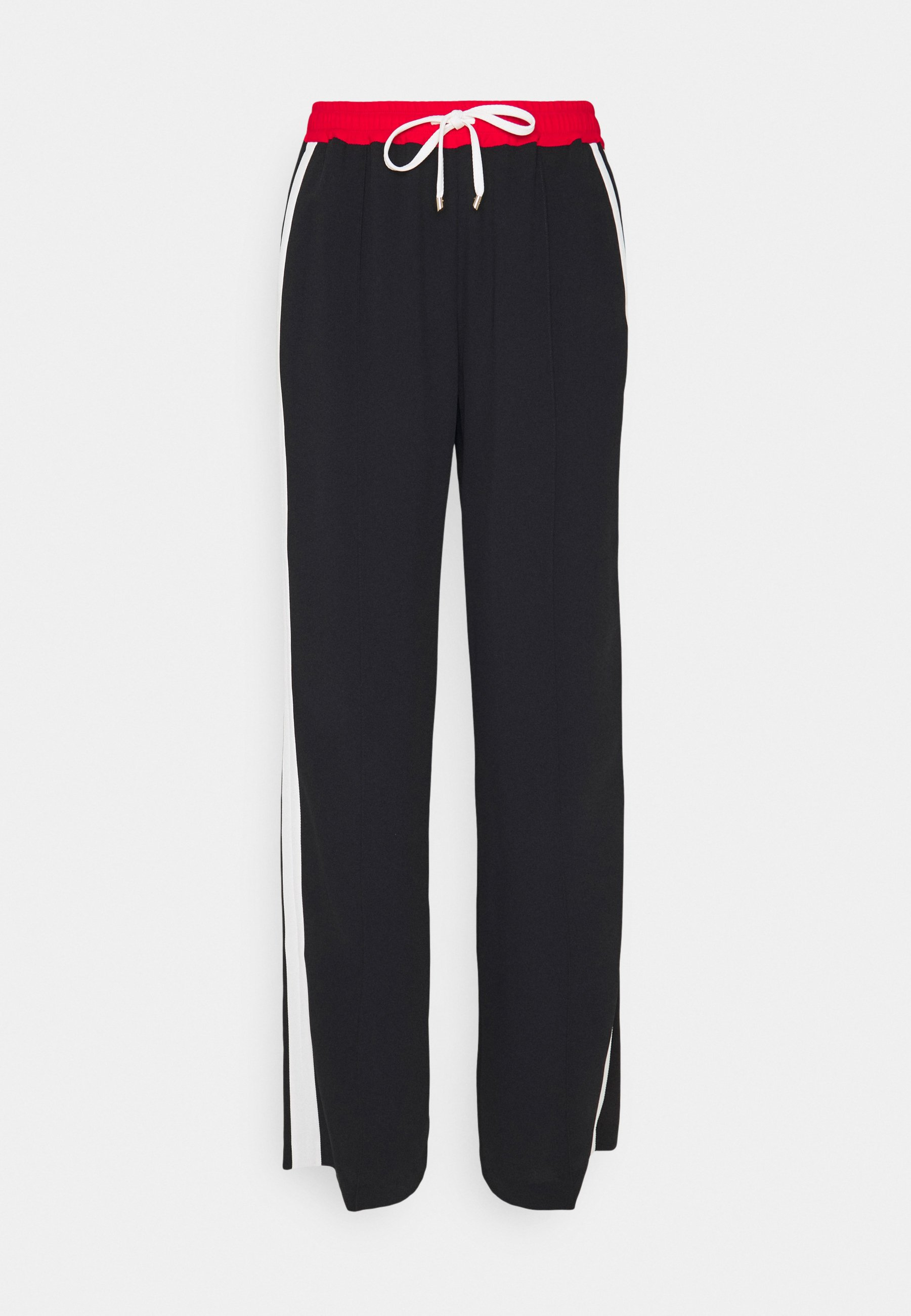 Women FLUID STRAIGHT LEG PANT - Trousers