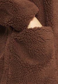 ONLY - ONLEMILY  COAT - Classic coat - potting soil - 6