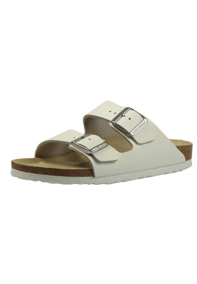 ARIZONA - Pantoffels - weiß