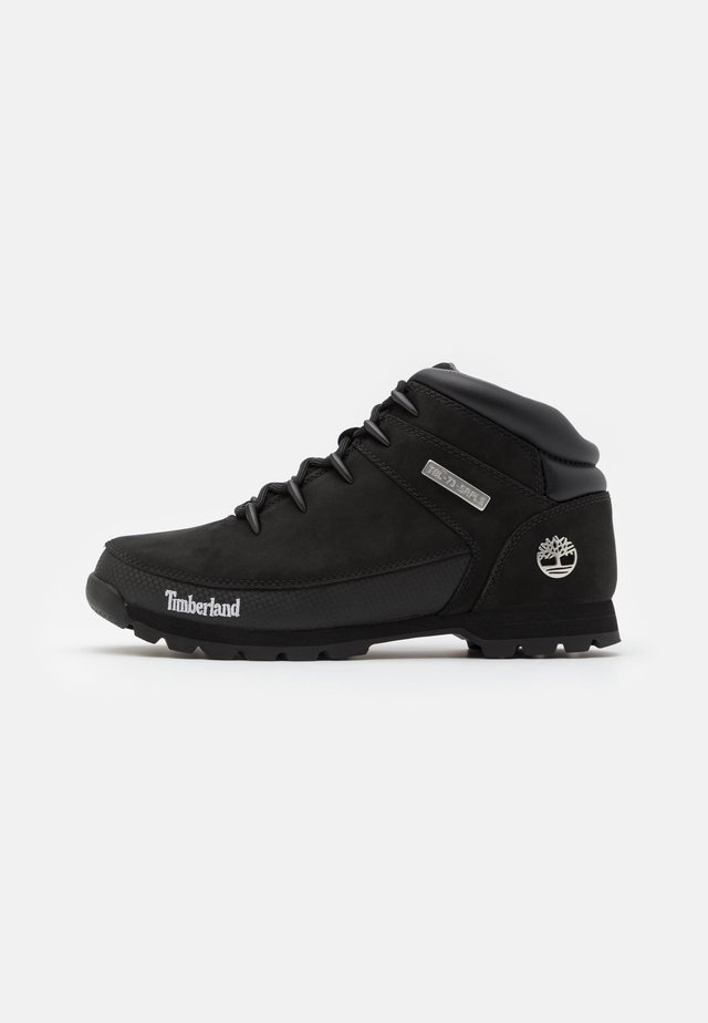 EURO SPRINT HIKER - Bottines à lacets - black