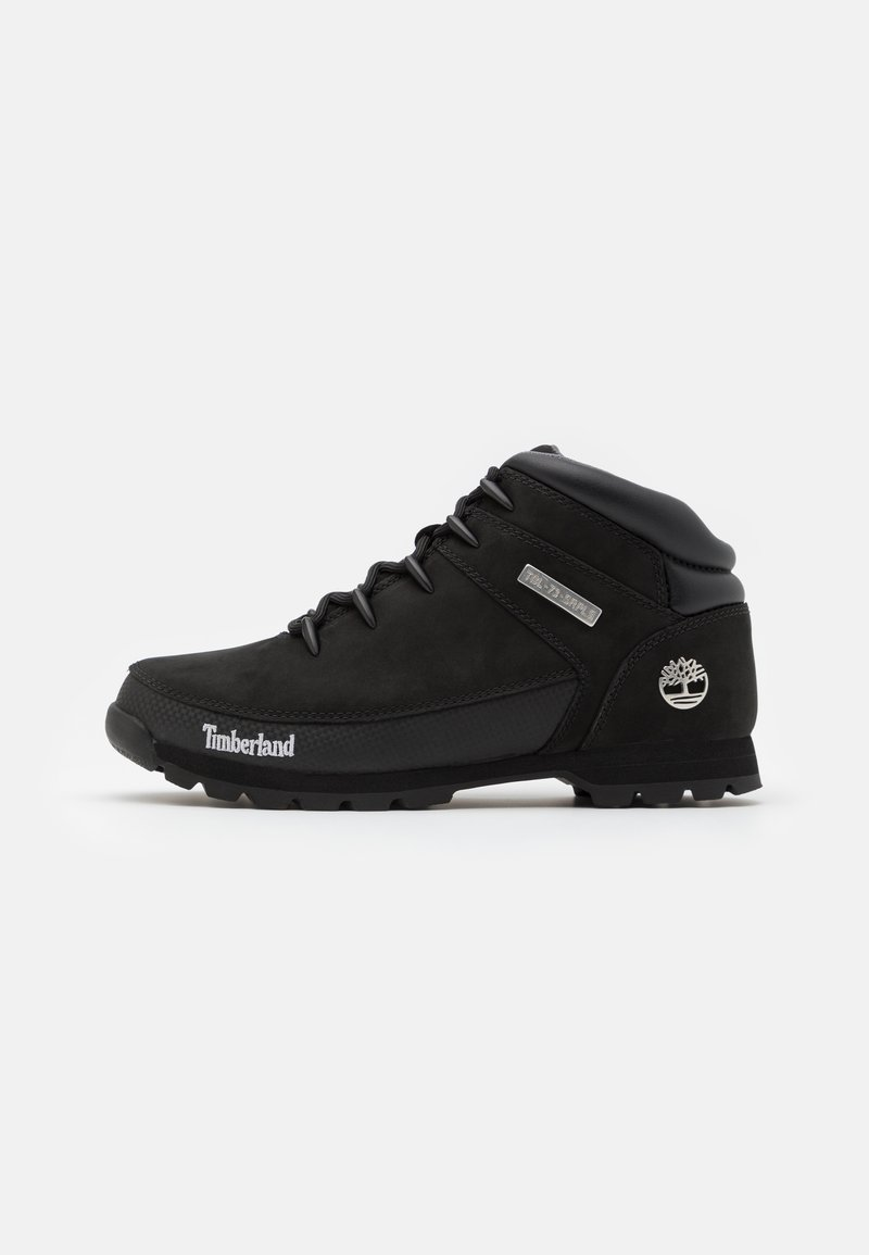Timberland - EURO SPRINT HIKER - Bottines à lacets - black