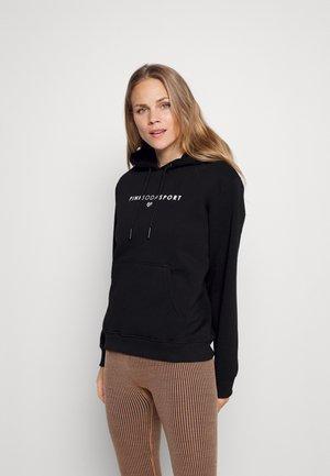 LYON HOODIE - Sweatshirt - black