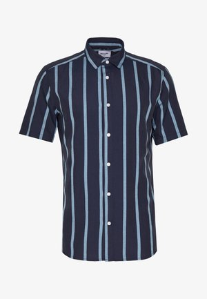 ONSTRAVIS LIFE STRIPED THIN OXFORD  - Camicia - dark navy